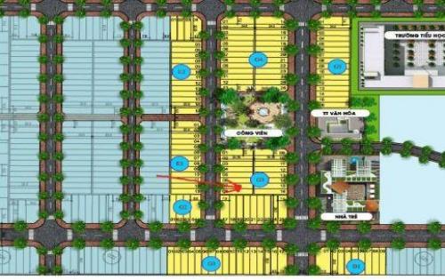bán nhanh lô đất thuộc dự án khu đô thị thương mại biển dương ngọc ( Sea View)