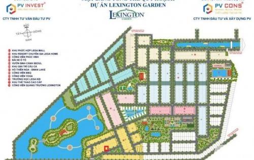 Khu Dân Cư Đức Hạnh thuộc dự án Villa Eden