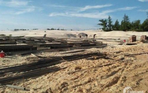 10 lô đất nền mặt tiền biển - chiết khấu cao