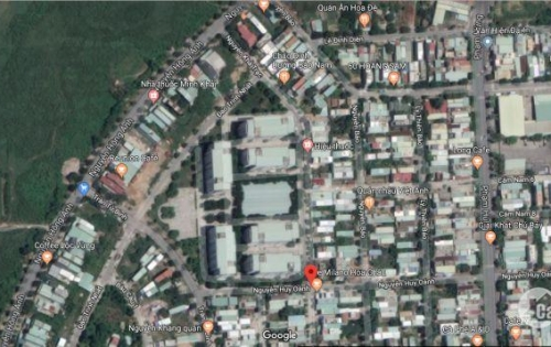 Bán đất đường 5,5m Nguyễn Khả Trạc thông dài từ bờ sông ra Mẹ Thứ đối diện chung cư, gần cầu Cẩm Lệ