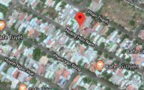Bán lô đất 205m2, mặt tiền đường Hoàng Hữu Nam, Hội An, tiện KD,giá rẻ