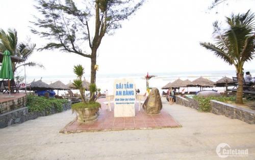 Bán đất nền xây khách sạn bãi tắm An Bàng Hội An