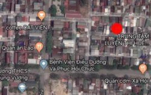 đất trung tâm thành phố huế, đường Đào Tấn