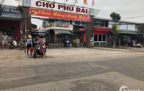 Bán đất mặt tiền Nguyễn Thái Bình KQH Thủy Lương giá đầu tư