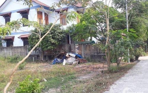 Lô góc 2 mặt tiền đường Nguyễn Khoa Văn