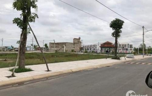 Bán đất gần chợ Bình Chánh, ngay mặt tiền đường Đinh Đức Thiện