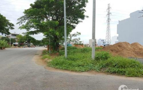Bán đất gần chợ, DT 5x18m, MT Nguyễn Hữu Trí, khu dân cư đông đúc, giá 600tr, Lh 0966.446.550/0782.905.302
