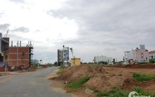Bán đất gần chợ, DT 5x18m, MT Nguyễn Cửu Phú, khu dân cư đông đúc, giá 600tr, Lh 0966.446.550/0782.905.302