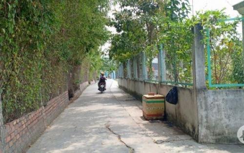 Chính chủ bán đất đường Huỳnh Văn Trí 120m2. SHR. Thổ cư 100%.Giá rẻ.LH:0908643685