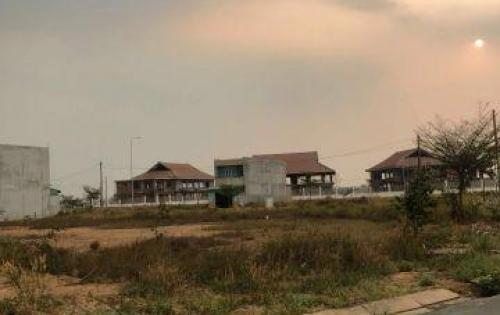 Đất nền đối diện Bệnh viên Quốc Tế City , SHR , giá chỉ 820tr/nền