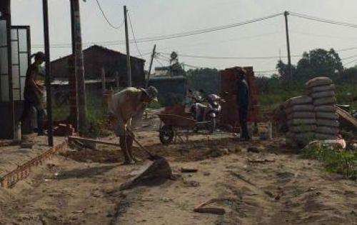 Cần bán lô đất chính chủ khu vực ấp 3 xã Vĩnh Lộc A huyện Bình Chánh