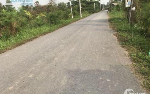 Bán đất Bình Chánh xã hưng long, giá tốt chỉ 5tr3/m 1500m