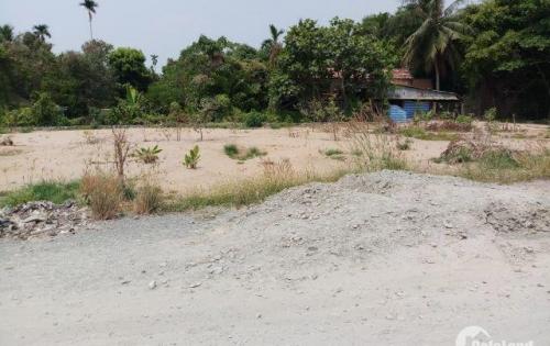 Cần bán gấp đất thổ cư 5x27m2 MT 12m, đường bờ bao sông Sài Gòn, xã Bình Mỹ, Củ Chi