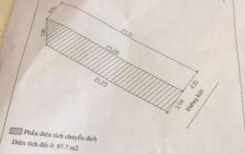 Bán đất kiệt oto Phạm Như Xương gần ĐH Sư phạm  giá đầu tư 17tr/m2