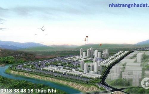 Bán đất 100m2 đường T5 kđt An Bình Tân Nha Trang, có sổ.