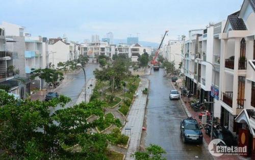 Bán lô đất đối diện công viên, 80m2 Hà Quang 2, Nha Trang giá chỉ 30tr/m2