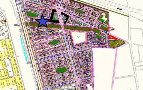 Bán đất khu đô thị Lê Hồng Phong 2 Nha Trang, đối diện công viên 80m2, giá tốt.