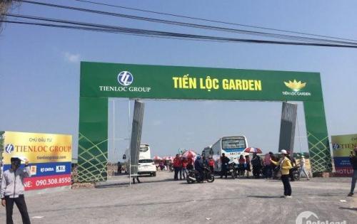 đất nền giá rẻ, chỉ còn vài lô duy nhất tại dự án Tiến Lộc