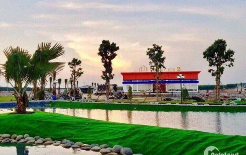 Bán đất KĐT Phú Hội, mặt tiền đường 25C, Nhơn Trạch chỉ 550tr/nền