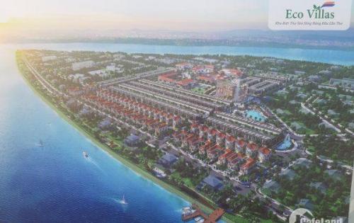 Đất nền giá đầu tư ECO VILLAS Cồn Khương 0813211511