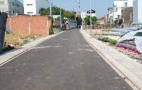 Cần bán đất 5x16m Nguyễn Văn Quá, ĐHT, Q12 - Đường thảm nhựa 9m - Gần giáo xứ chợ Cầu