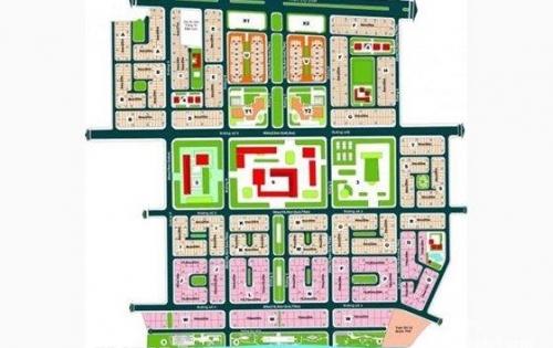 Bán Đất dự án huy hoàng, thạnh mỹ lợi, quận 2. S. 8 x 18, đường 20m , giá 135tr/m2
