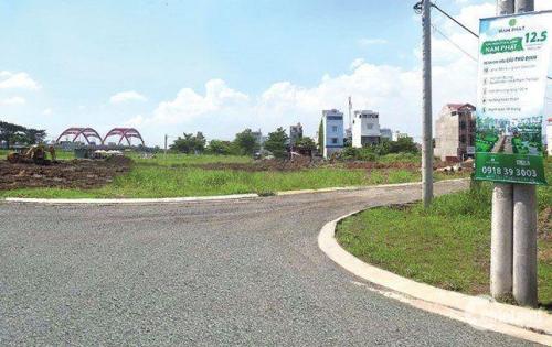 Bán lô đất Trần Não, P. Bình An, Q2 giá 2 tỷ 1/nền 80m2, SHR, dân cư đông đúc, LH 0963.830976
