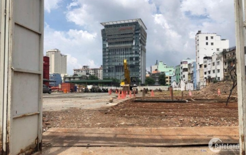 Bán đất nền MT Trần Phú Q5 chỉ 27tr/m2, SHR 80m2, TC 100%, XDTD, Tiện Kinh Doanh 0336799203 Dương