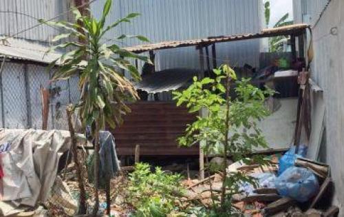 Bán lô đất hẻm 102 Phạm Hữu Lầu phường Phú Mỹ Quận 7