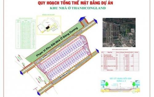 DUY NHẤT! LÔ GÓC 80,44m² = 2 tỷ 815 ( TL ) đường Bưng Ông Thoàn, Quận 9