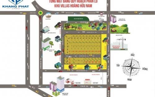 Bán đất nền dự án MT đường 179, Hoàng Hữu Nam, SHR, DT 93m2, giá 3 tỷ, 0773.693.159 Ms. Phước