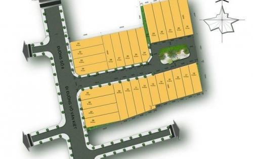 Qủy đất hiếm hoi trong TP, sổ đỏ từng lô, xây dựng tự do khu dân cư hiện hữu