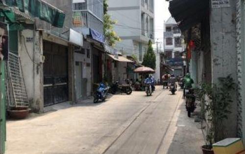 Bán lô đất 2 mặt hẻm Trần Văn Quang,Tân Bình, tiện giao thông, giá tốt