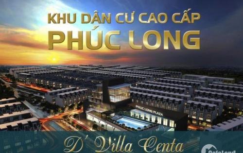 DVilla Centa-khu đô thi Phúc Long-