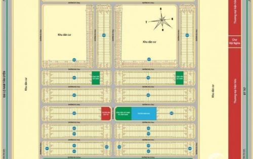 Đất Tân Uyên giá rẻ,sổ đỏ từng nền, gần chợ,trường học,KCN VSIP 3, điểm đầu tư lý tưởng