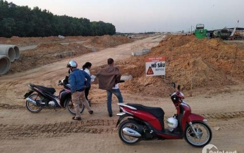 Vợ chồng ly dị cần chia tài sản ba lô đất mặt tiền DT 746 Tân Uyên