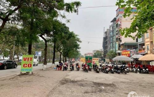 Bán đất xây chung cư mini, mặt phố Kim Giang, 45tr/1m, 200m, LH 0963219986
