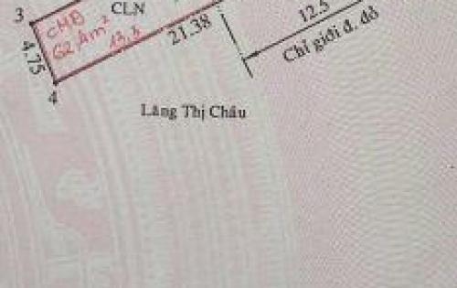 Đất DX 068 Định Hòa, TP. Thủ Dầu Một, 100,8m2 chỉ 1ty280tr