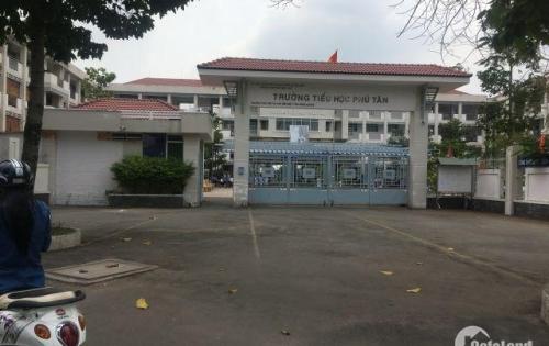 Bán Đất gần trường tiểu học Phú Tân, Thủ Dầu Một