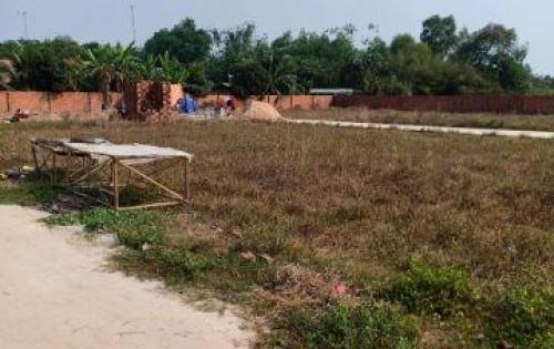 Bán gấp lô đất huyện Trảng Bàng dt 5 x 25m chỉ với 250 triệu