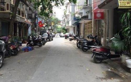 Bán nhà đẹp- mặt ngõ kv Nguyễn Chí Thanh-kinh doanh nhà hàng -6 tầng-8.2 tỷ.