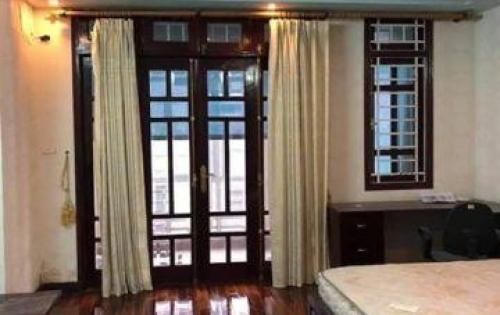 Chính chủ bán nhà tại Đội Cấn, nhà đẹp, Lô Góc, 45m x 4T, MT 4,5m