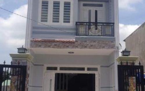 Nhà gần KDL Đại Nam Tân Định Bến Cát, tiện kinh doanh, giá 1950tr được hổ trợ vay