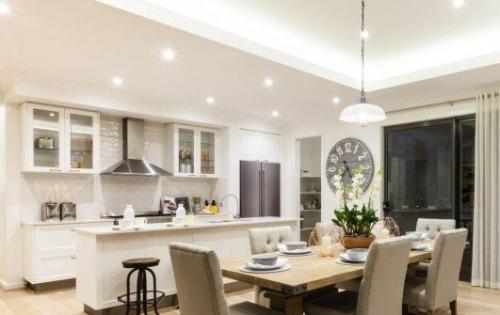 Cần bán căn nhà 1 trệt 2 lầu xây mới 100% nhận nhà ở ngây