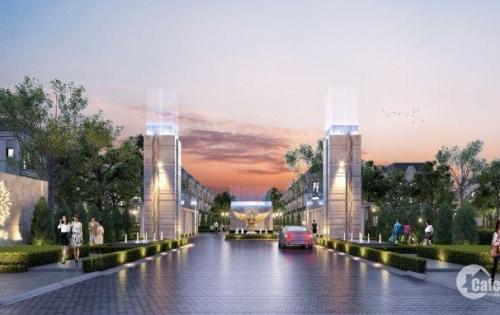 Solar City nhận đặt chỗ 200 căn Villa Ven sông Vàm Cỏ