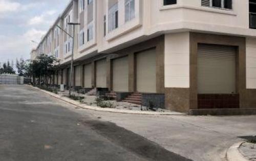 Ngân Hàng Thanh lí 4 lô Shop House quốc lộ 51, Lô Góc, sổ riêng