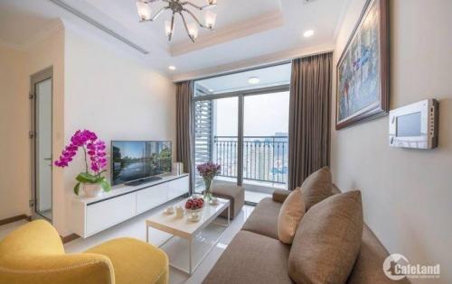 Bán căn hộ giá tốt 3.1 tỷ view tầng cao thoáng mát dt 54m2 tại Vinhomes
