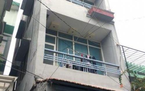 Bán nhà lô góc hẻm xe hơi, Vũ Tùng, Bình Thạnh, 4x9, 1 trệt, 2 lầu, 1 ST, 4.6 tỷ.