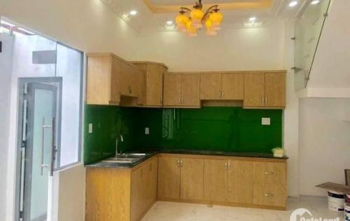 Bán nhà 53m2, 3 tầng, hẻm Nơ Trang Long phường 13 quận Bình Thạnh. Giá 3,9 tỷ