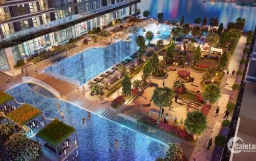 Sunwah Pearl mở bán tháp Golden House giá 65tr/m2 2PN, DT: 87m2 giá: 6.2tỷ (có VAT) 0903392481